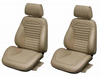Distinctive Industries - 1966 Mustang Standard Touring II Front Bucket Seats