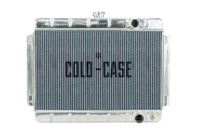 Cold Case - 64-65 Chevelle / El Camino Aluminum Radiator MT Cold Case Radiators