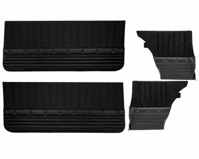 TMI Products - 1967 Camaro Sport XR Door and Quarter Panel Set (Coupe)