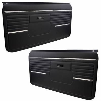 TMI Products - Concourse Door and Quarter Panel Set for 1968 Camaro