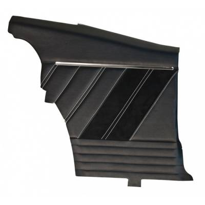 TMI Products - Sport R Molded Rear Quarter Panel Set - 1967 Camaro