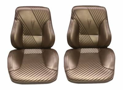Distinctive Industries - 1965 GTO & LeMans Touring II Front Bucket Seats Assembled