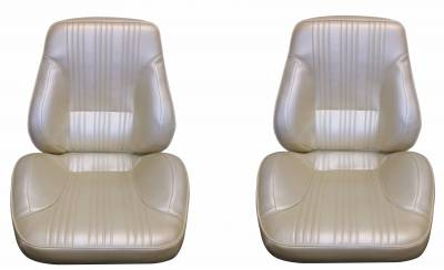 Distinctive Industries - 1967 GTO & LeMans Touring II Front Bucket Seats Assembled