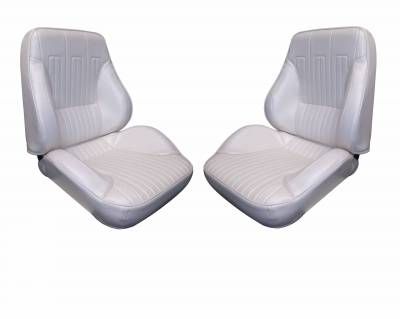 Distinctive Industries - 1968 GTO & LeMans Touring II Front Bucket Seats Assembled