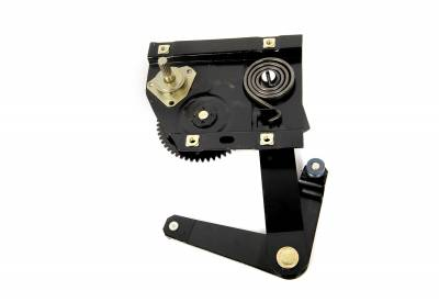 Quarter Window Regulator - driver or passenger side