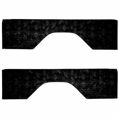 TMI Products - 1969-72 Chevrolet Blazer Sport Rear Quarter Panels