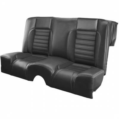 Tri-Five Sport R Complete Rear Bench Seat