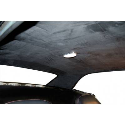 TMI Products - 1967 - 1968 Camaro Coupe Sport Headliner - Unisuede