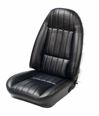TMI Products - 1971 - 1977 Camaro Front Highback Bucket and Rear Seat Upholstery