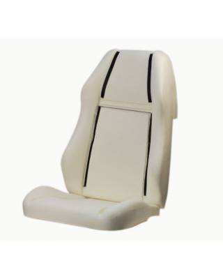Mustang - Seat Foam - TMI Products - 1969 - 70 Mustang Mach I, Shelby High Back Sport Seats Foam Seat Pad Set