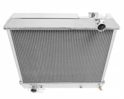 Radiators - Aluminum Radiators - Champion Cooling Systems - Champion Aluminum Radiator for 1960 - 1964 Buick Cars CC3284