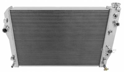 Champion Cooling Systems - Champion 3 Row Aluminum Radiator for 1993 - 2002 Camaro and Firebird CC2365
