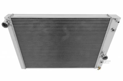 Champion Cooling Systems - Champion Cooling 3 Row Aluminum Radiator for 1989-1996 Corvette CC1052