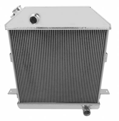 Champion Cooling Systems - 1939 - 1941 Ford/Mercury with Chevy Configuration CC4001CH - Image 2