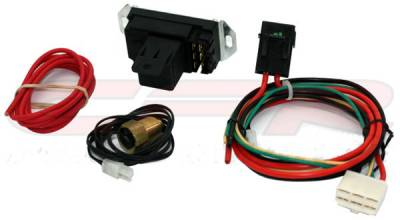 CFR - Adjustable Electric Cooling Fan Controller Kit