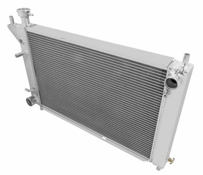 Champion Cooling Systems - Champion Cooling Two Row Aluminum Radiator Ford Mustang 94 - 96 EC1488