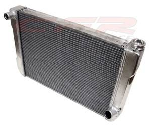 "Radiators - Aluminum Radiators - CFR - CFR ULTRACOOL ALUMINUM RADIATOR - CHEVY/STREET/STRIP (24"" x 19"")"