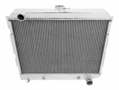 Champion Cooling Systems - Champion Three Row All Aluminum Radiator for Chrysler Mopar CC2374