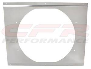 "Cooling System - CFR - RADIATOR FAN SHROUD UNIT (20-5/8"" x 16-5/8"") FITS 26x16-1/2"" CFR ULTRACOOL RADIATORS"