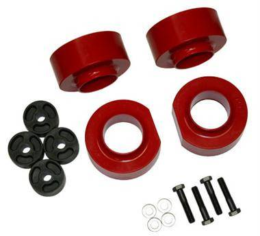 Steering & Suspension - Shocks & Springs - Skyjacker - Skyjacker 2 Inch Poly Value Lift Kit for 1997-2006 Jeep TJ Wrangler