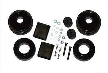 Steering & Suspension - Skyjacker - Skyjacker 2 Inch Poly Value Lift Kit for 2007-2014 Jeep JK