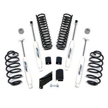 Steering & Suspension - Shocks & Springs - ProComp - Pro Comp 2.5 Inch Lift Kit with ES9000 Shocks for 2007 - 2014 Two and Four Door Jeep