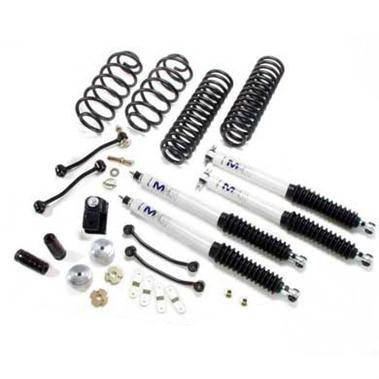 ProComp - Pro Comp 4 Inch Stage I Lift Kit with ES9000 Shocks for two door 2007 - 2014 Jeep