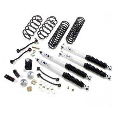 ProComp - Pro Comp 4 Inch Stage I Lift Kit with ES9000 Shocks for 2007 - 2014 Two and Four Door Jeep