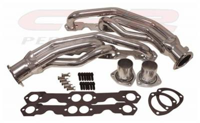 Exhaust - Headers - CFR - Chevy - GMC Small Block Headers Ceramic 1988-1995