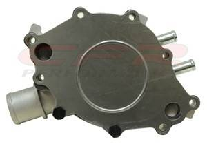 CFR - 1986-93 Ford Small Block Aluminum Reverse-Rotation Water Pump Natural - Image 3
