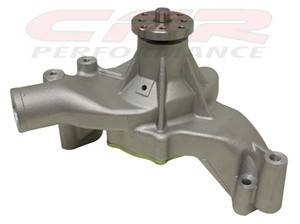 CFR - Chevy Big Block High Volume Long Water Pump 1969 to 1987 Natural Finish - Image 2