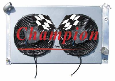 Cooling System - Cooling Accessories - Champion Cooling Systems - Shroud Polishing
