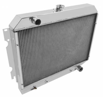 """American Eagle - American Eagle Radiator AE374 Aluminum 2 Row for 70-74 Mopar 26 1"""" tubes - Image 2"""
