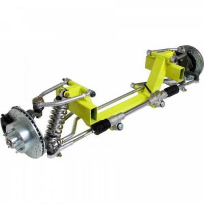 Steering & Suspension - Rear Suspension Systems