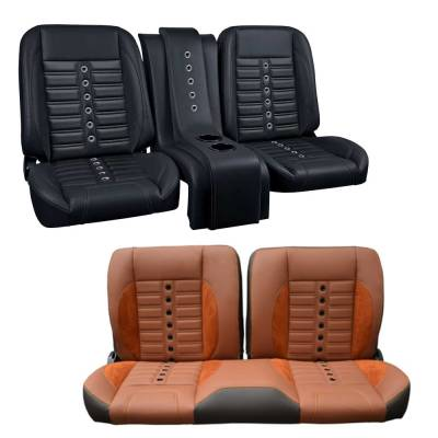 Seats & Upholstery  - Trucks - Ford Sport Series