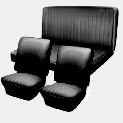 Seats & Upholstery  - Volkswagen - Seat Upholstery