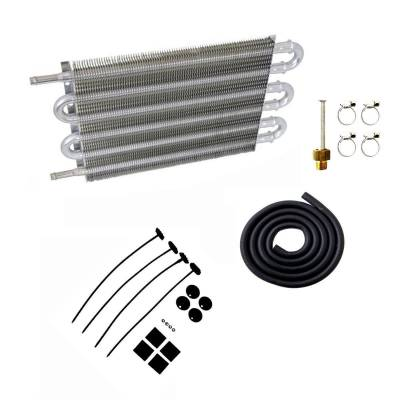 Cooling System - Cooling Accessories - Big Dog Auto - TRANS OIL COOLER 7-1/2x12-3/4""