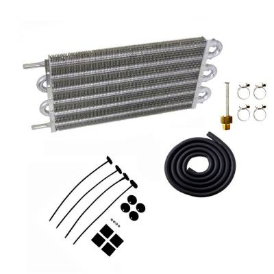 Cooling System - Transmission Coolers - Big Dog Auto - TRANS OIL COOLER 7-1/2x15-1/2""