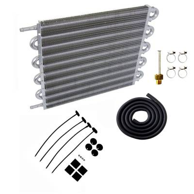 Big Dog Auto - TRANS OIL COOLER 12-1/2x15-1/2