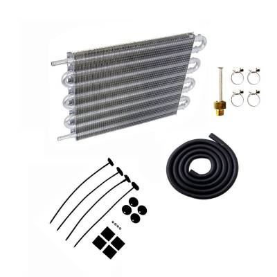 Cooling System - Cooling Accessories - Big Dog Auto - TRANS OIL COOLER 10x15-1/2""