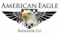 "American Eagle - American Eagle All-Aluminum Radiator AE716 for 81-90 GM Truck 1"" tubes"