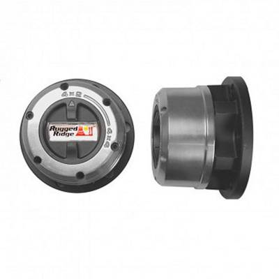 Rugged Ridge - Manual Locking Hub Set for 1946 - 1973 Jeep Willys
