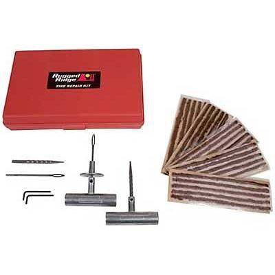 Exterior - Accessories - Rugged Ridge - Tire Plug Repair Kit for Off-road