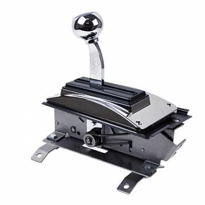 B & M  - B & M Automatic Shifter, Quicksilver Console for Camaro, Firebird