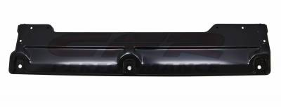Cooling System - Cooling Accessories - CFR - RADIATOR SUPPORT PANEL - CAMARO 1970-81 (HEAVY-DUTY) - BLACK