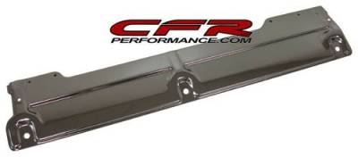 Cooling System - CFR - RADIATOR SUPPORT PANEL - CAMARO 1970-81 (HEAVY-DUTY)-CHROME