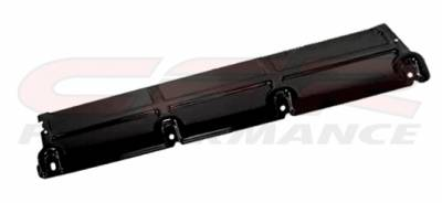 Cooling System - CFR - RADIATOR SUPPORT PANEL - CHEVELLE 1968-77 (HEAVY-DUTY) - BLACK