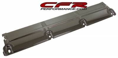Cooling System - Cooling Accessories - CFR - CHROME RADIATOR SUPPORT PANEL - CHEVELLE 1968-77 (HEAVY-DUTY)