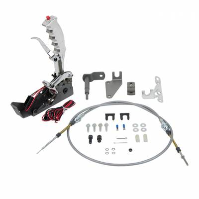 Hurst Shifters - Hurst Automatic Shifter, Pistol Grip - Image 2