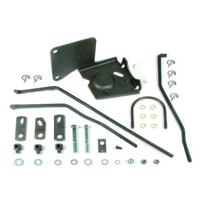 Drive Train - Transmission Accessories - Hurst Shifters - Installation Kit, Competition Plus - 67-68 Chev Camaro and Pontiac Firebirds